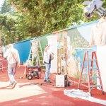 In Motion Fitness Embarks on Chico's Most Ambitious Mural Art Project Ever