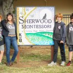 Under the Flags of Gratitude: Sherwood Montessori fosters thankfulness with a Festival of Gratitude