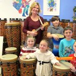 Be the Change – Abbie Ehorn Drumming Up Confidence In Music Students Of All Ages