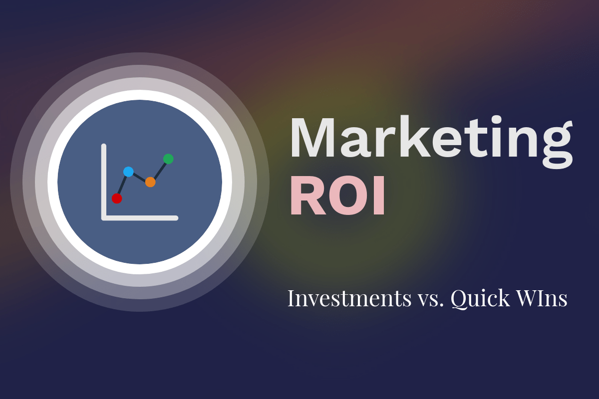 Marketing ROI: Branding & Awareness Investments vs. Advertising & Outbound