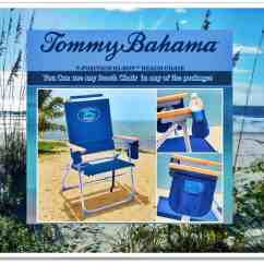 Hi Boy Beach Chair Stool White A Good One Tommy Bahama 7 Position North Home