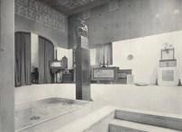 The main studio with the altar of Hypnos on the right. © Musées royaux des Beaux-Arts de Belgique, Bruxelles/ AACB.