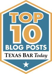 Texas Bar Association Top Ten