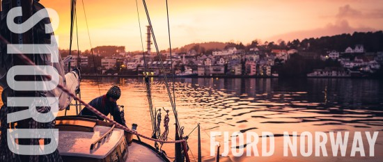 Sailing in Stord, Fjord Norway on northtosouth.us
