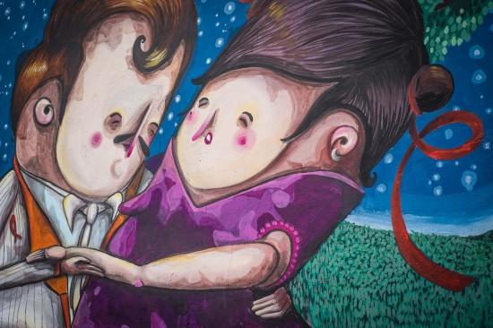 Street Art, Milan, Italy on northtosouth.us