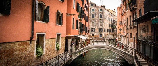 Canal in Venice, Italy on northtosouth.us