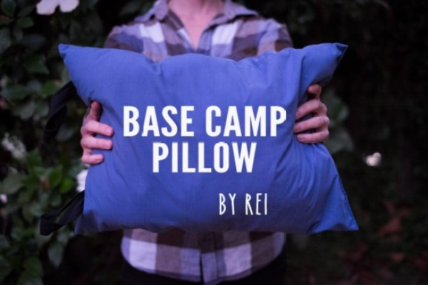 Base Camp Pillow by REI on northtosouth.us