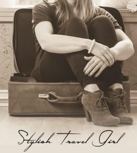 Stylish Travel Girl