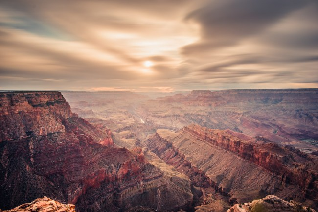 Shot of the Week: The Grandest of Canyons (Grand Canyon National Park, Arizona, USA), Sony a7II photography with Voigtlander 15mm f/4.5 Heliar III lens