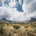 Big Bend National Park landscape by Ian Norman