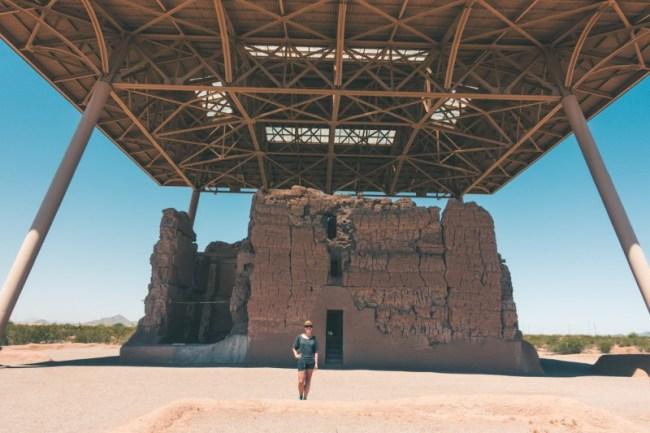 Casa Grande National Monument, Arizona