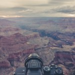 photoraphing the Grand Canyon