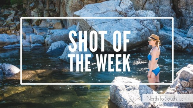North to South Shot of the Week: Johnson's Shut-Ins State Park