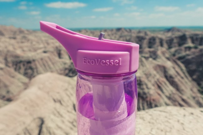 Eco Vessel Aqua Vessel Ultra Lite Filtration Bottle
