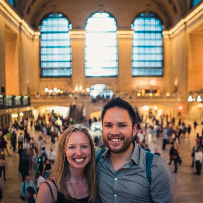 10 FREE Things to Do in New York City: Take a Selfie at Grand Central Station