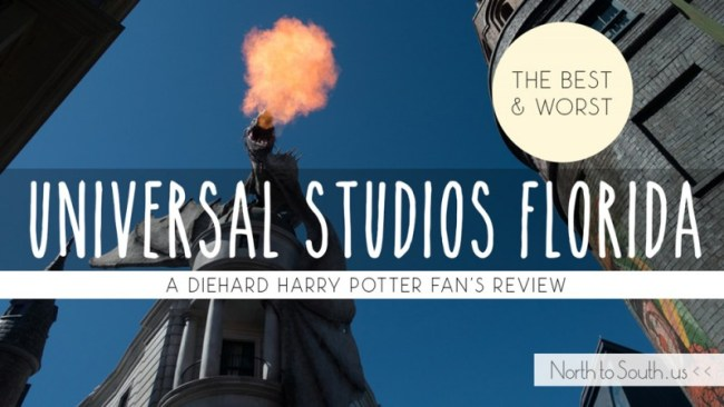 Best Rides and Attractions at Universal Studios Florida
