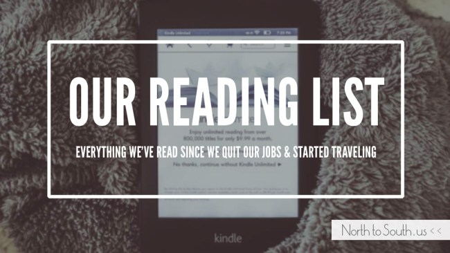 Our Reading List   North to South