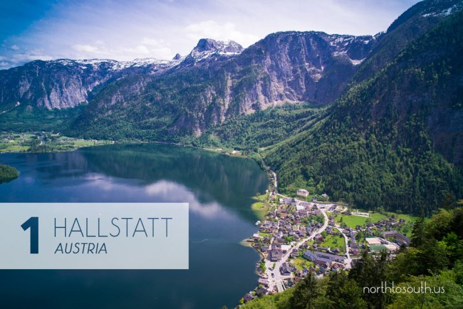 Taking the Stairs: 10 Breathtaking Viewpoints to Hike to in Europe