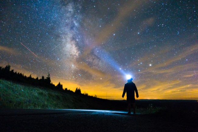 U.S. Road Trip Re-Cap: Week Nineteen -- Ian Norman and the Milky Way at Spruce Knob in West Virginia