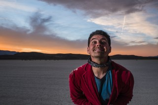 Burning Man 2016 portraits by Ian Norman and Diana Southern