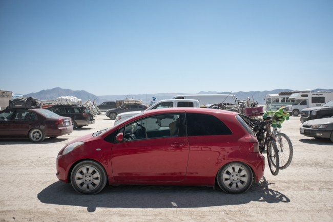 Burning Man Packing List: Two Burners in a Tiny Car