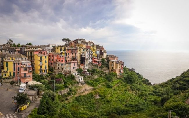 Cinque Terre, Italy -- North to South's Favorite Places