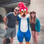 Woody Woodpecker, Universal Studios Florida