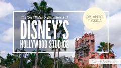 Disney's Hollywood Studios Best Rides and Attractions on northtosouth.us