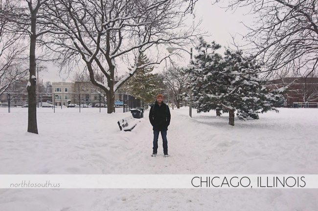 Chicago snow day