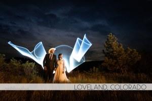 Wedding in Loveland, Colorado