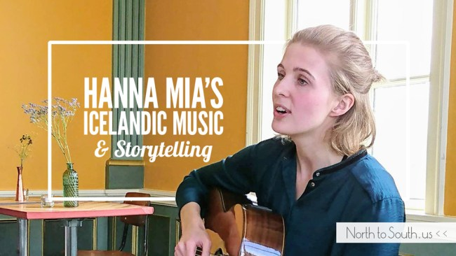 Hanna Mia's Icelandic Music and Storytelling: The best reviewed experience in Iceland lives up to its ratings