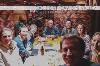 Dad's Birthday