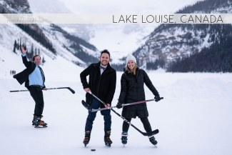 North to South's Year in Review 2019 | Ice Hockey on Lake Louise