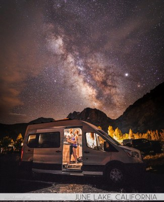 North to South's Year in Review 2019 | Van Life Under the Milky Way