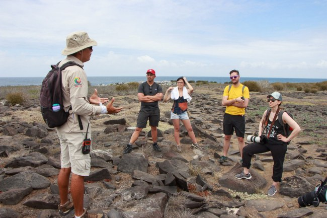 What to Pack for the Galápagos Islands: hiking