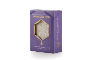 Heather Honey Comb by Northumberland Honey Co