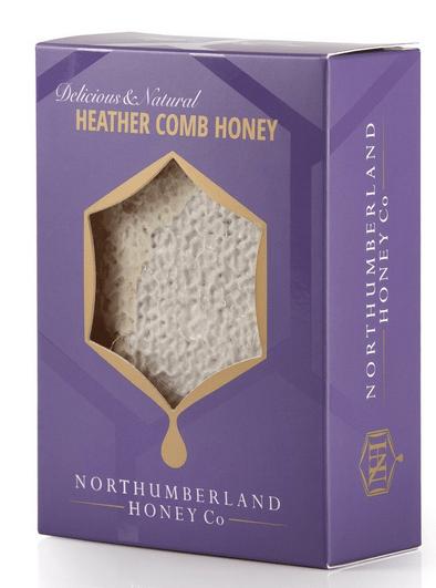 Heather Comb Honey | Raw Heather Honey
