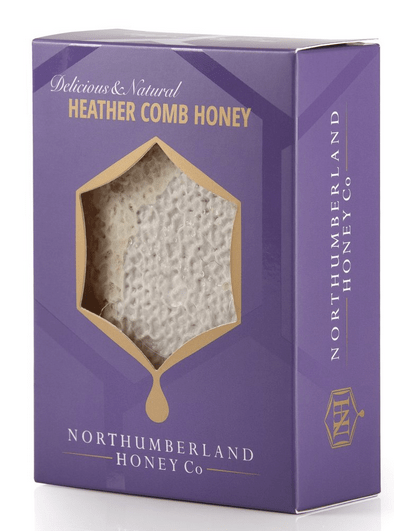 Heather Comb Honey | Raw Heather Honey