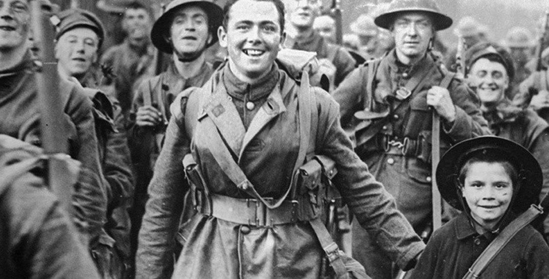November 11th 1918 : Armistice