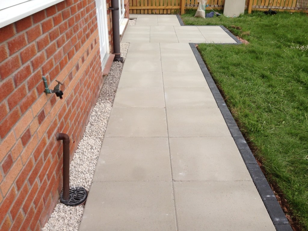 paving north wales nw contractors