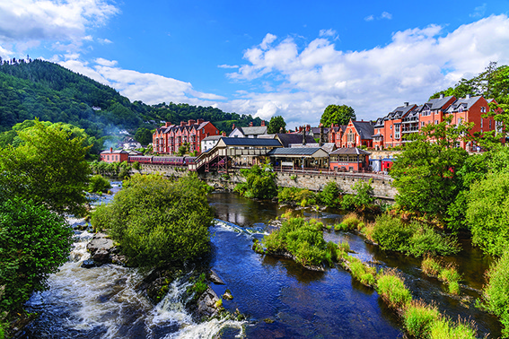 Town in focus: Llangollen - North Wales Magazine