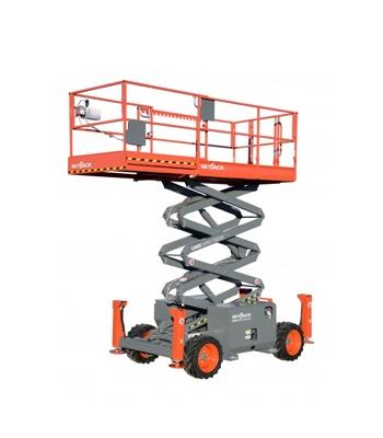Rough Terrain Scissor Lift Skyjack6832