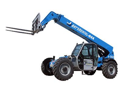 Telescopic Forklifts Genie gth844