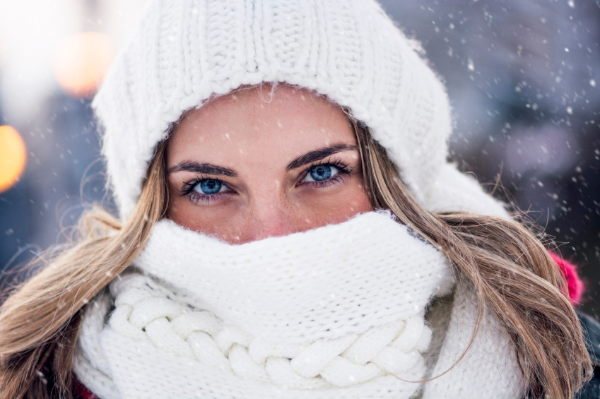 Winter Woes: Cold Weather Habits That Lead To Dry Eyes