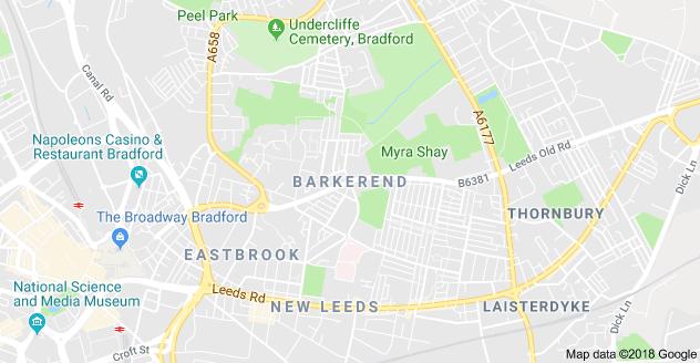 Burglar Alarm Installer in Barkerend, Bradford, West Yorkshire