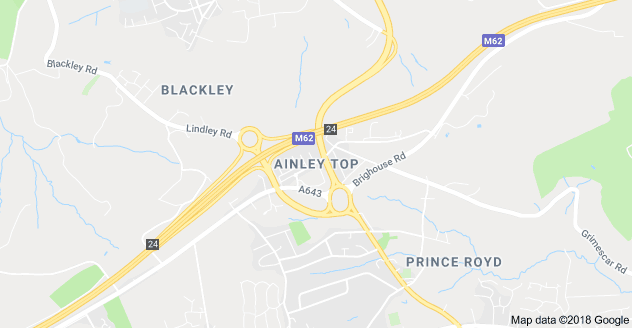 Intruder Alarm Installer in Ainley Top, West Yorkshire