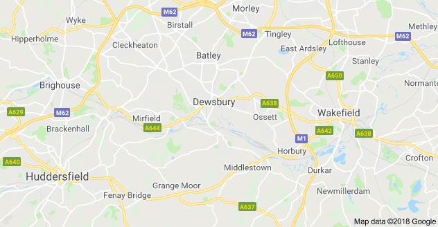 CCTV Installers in Dewsbury, West Yorkshire