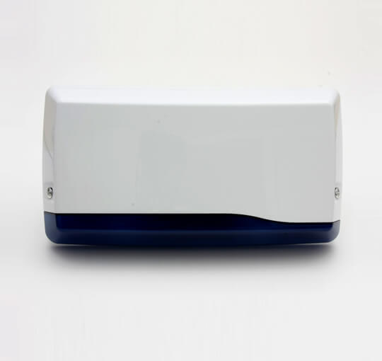 RISCO Nova 40 white cover with blue lens - GT22672 - NORTHWEST SECURITY