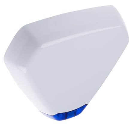 Risco XS3D WIRELESS EXT SOUNDER BLUE BASE - RWS50B868UKB - Northwest Security