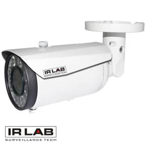 IR LAB 3MP NPR H.265 9-22MM MOTORISED LENS